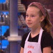 Oliwia  awansowała do kolejnego etapu programu Master Chef Junior!