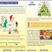Tydzień z profilaktyką - akcje NFZ