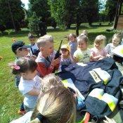 Świętujemy Dzień Dziecka ze Strażakami